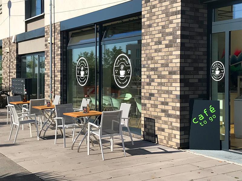 18 09 2018 Café La Terazza Eröffnet Bahnstadt Heidelberg