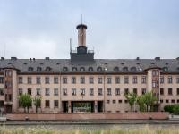 Headquarter Campbell Barracks (Foto: Diemer)