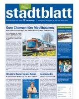 Titelbild des Stadtblatts Nr. 18 vom 30. April 2014