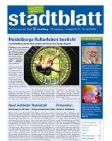 Titelbild des Stadtblatts Nr. 17 vom 22. April 2015