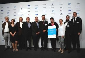 The Digital summit on 12th June 2017 in Walldorf (Photo: City of Heidelberg)