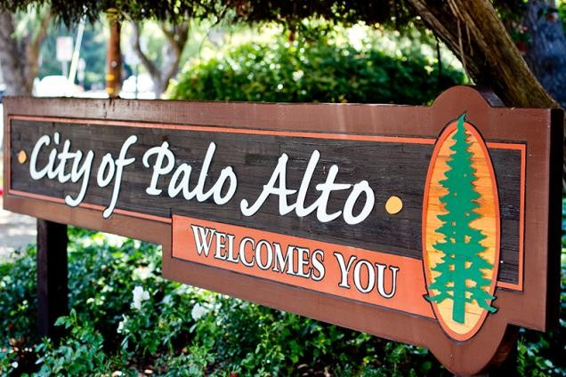 Willkommen in Palo Alto (Foto: City of Palo Alto)