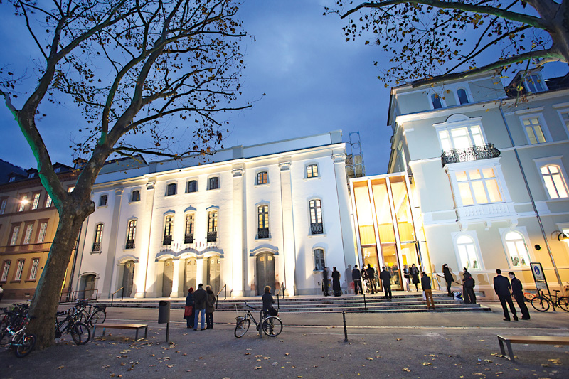 Pressestimmen theaterer ffnung - Architekturburo heidelberg ...
