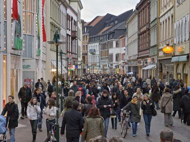 Heidelberg De Groses Bild Hauptstrase