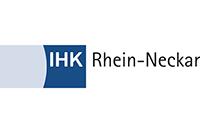 Logo IHK Rhein-Neckar (Foto: IHK Rhein-Neckar)