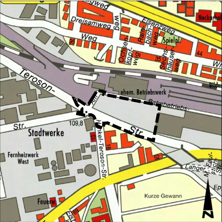 Heidelbergde Vbplan Mit örtlichen Bauvorschriften Bahnstadt