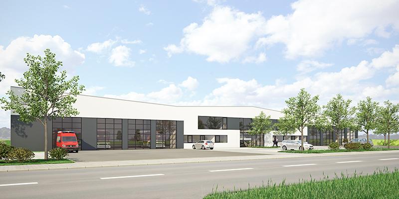 Architekten L Beck heidelberg de 14 11 2013 spatenstich für feuerwehrhaus wieblingen und dlrg unterkunft