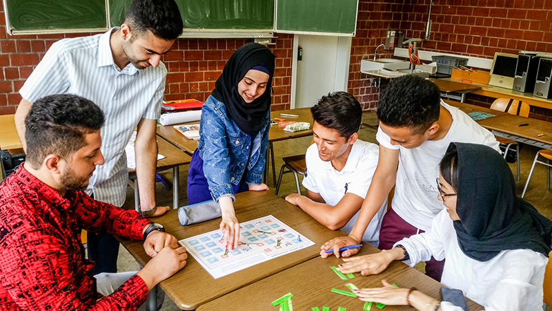 heidelberg.de - 15.08.2018 Sommerschule unterstützt junge ...