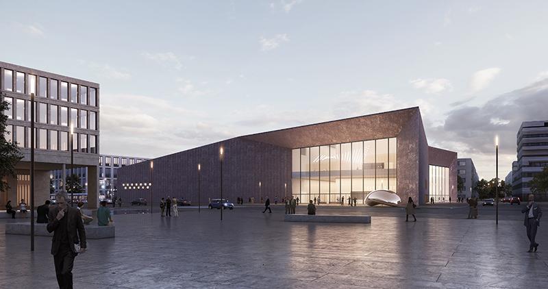 Fassade Architektur heidelberg de pd 17 10 12 neues konferenzzentrum büro degelo