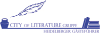 City of Literature-Gruppe Heidelberger Gästeführer