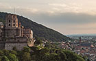 Heidelberg's Castle and historic center (Photo: Diemer)