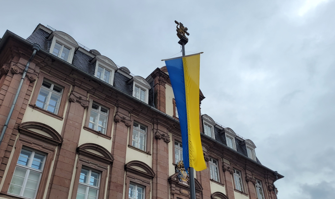 Heidelberg Castle and Altstadt (Photo: Heidelberg Event)