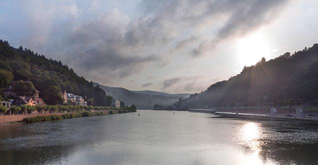 Heidelberg wasser