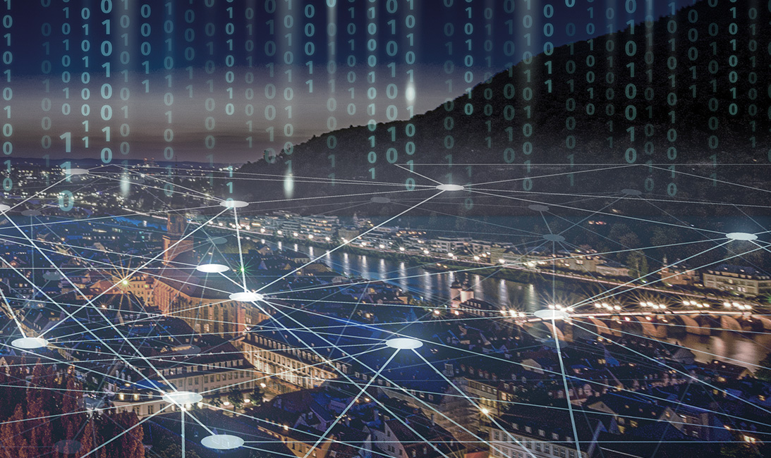 Digitalisation in Heidelberg (Photo: Stadt Heidelberg)