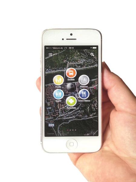 bio und regional einkaufen mit der app mein heidelberg. Black Bedroom Furniture Sets. Home Design Ideas