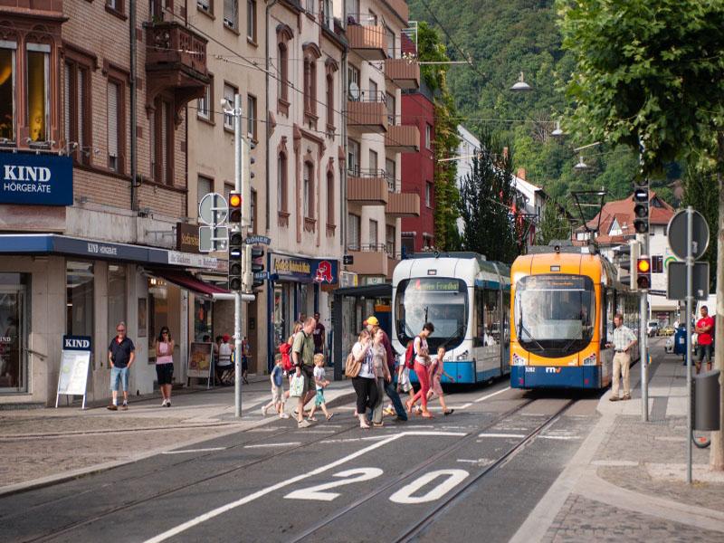 Heidelberg De Rohrbach